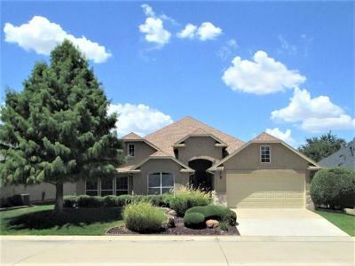 Denton Single Family Home For Sale: 9512 Grandview Drive