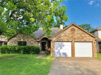 Cedar Hill Single Family Home For Sale: 829 Collins Boulevard
