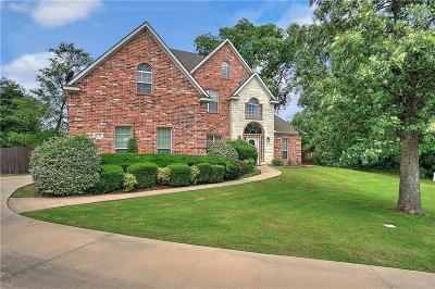 Grayson County Single Family Home For Sale: 2127 Cold Creek Court