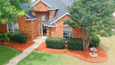 Frisco Single Family Home For Sale: 7801 Tournament Road