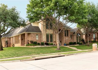 North Richland Hills Single Family Home For Sale: 7901 Sheffield Court