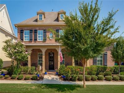 Mckinney Single Family Home Active Contingent: 7400 Townsend Boulevard