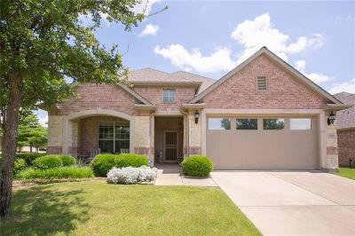 Frisco Single Family Home Active Option Contract: 7636 Cascata Drive