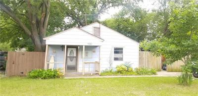 Garland Single Family Home For Sale: 400 W Avenue D