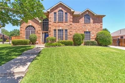 Keller Single Family Home Active Kick Out: 403 Mineral Springs Court