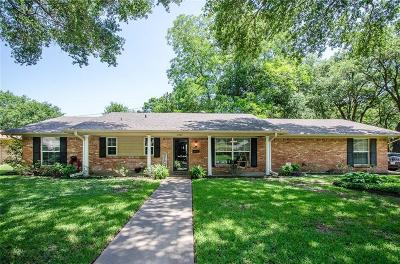 Corsicana Single Family Home Active Option Contract: 2005 W Belclaire Circle