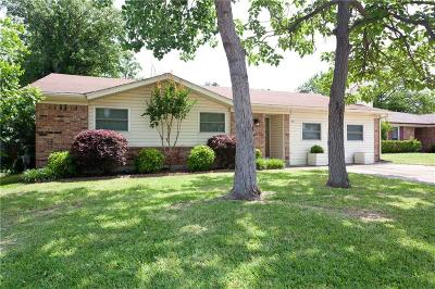 Grand Prairie Single Family Home For Sale: 2303 April Lane