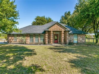 Combine Single Family Home For Sale: 215 Robins Lane