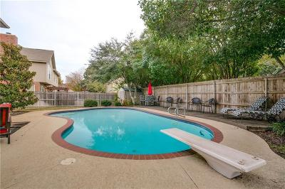 Grapevine Single Family Home For Sale: 1701 Altacrest Drive