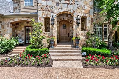Colleyville Single Family Home For Sale: 1216 Chadwick Crossing