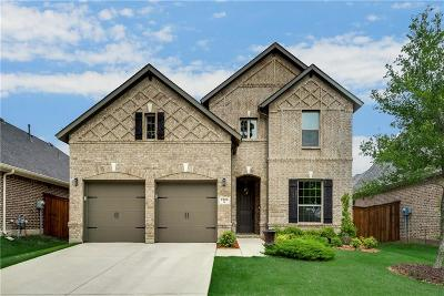 McKinney Single Family Home For Sale: 7900 Coolwater Cove