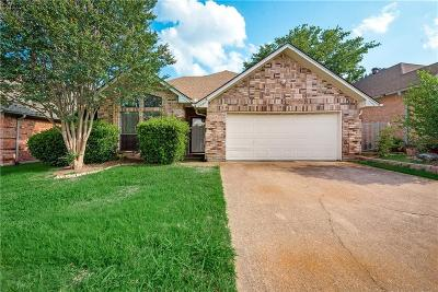 Arlington Single Family Home For Sale: 5910 Kesler Drive