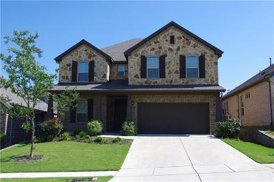 Mckinney Single Family Home For Sale: 3613 Walden Drive