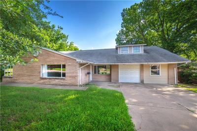 Fort Worth Single Family Home For Sale: 5012 Stadium Drive
