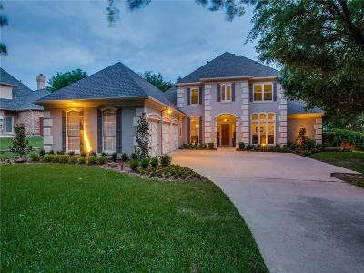 Southlake, Westlake, Trophy Club Single Family Home For Sale: 1107 Fontaine Drive