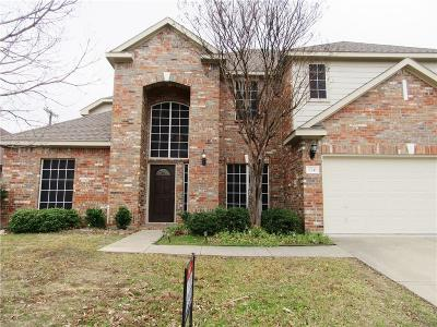 Little Elm Single Family Home For Sale: 2241 White Rock Lane