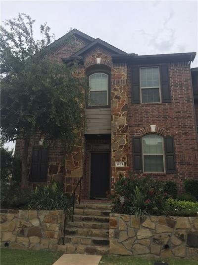 Irving Residential Lease For Lease: 1963 Loma Linda Drive