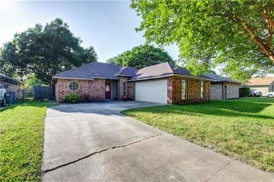 Wylie Single Family Home For Sale: 205 N Winding Oaks Drive