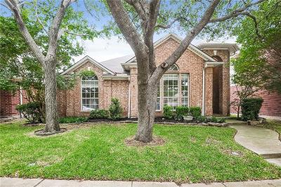 Denton County Single Family Home For Sale: 18219 Muir Circle