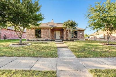 Royse City Single Family Home For Sale: 224 Audobon Lane