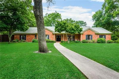 Corsicana Single Family Home For Sale: 1560 Princeton Drive