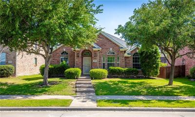 Frisco Single Family Home For Sale: 2281 Stuttgart Drive