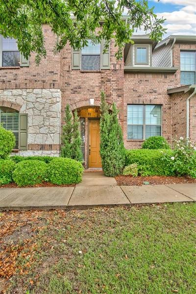 Carrollton Townhouse For Sale: 4213 Swan Forest Drive #C