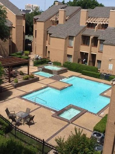Dallas Condo For Sale: 5550 Spring Valley #H32