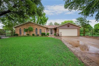 North Richland Hills Single Family Home For Sale: 8637 Stonecrest Trail
