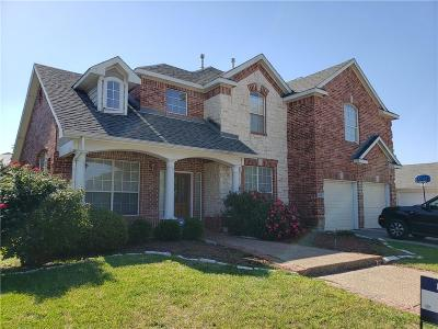 Grand Prairie Single Family Home For Sale: 4239 Cedar Ridge Drive