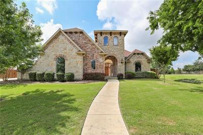 Waxahachie Single Family Home For Sale: 110 Water Garden Drive