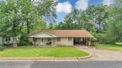 Canton Single Family Home Active Option Contract: 330 Prairieville Street