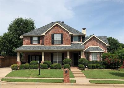 McKinney Single Family Home For Sale: 409 Lake Village Drive