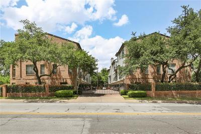 Dallas Condo For Sale: 6303 Richmond Avenue #205