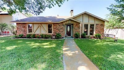 Plano Single Family Home For Sale: 2605 Chancellor Drive