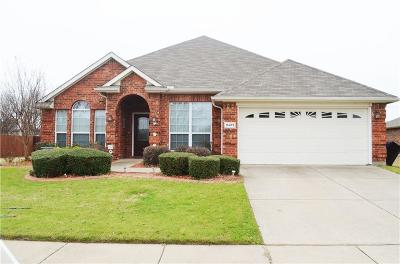 Frisco Residential Lease For Lease: 15475 Bull Run Drive