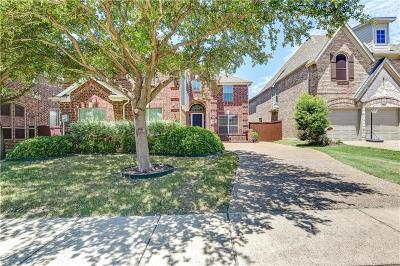 Frisco Single Family Home For Sale: 5975 Hidden Creek Lane