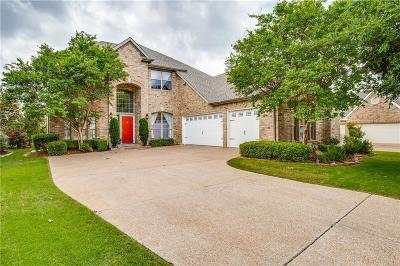 Frisco Single Family Home For Sale: 2513 Sleepy Hollow Trail