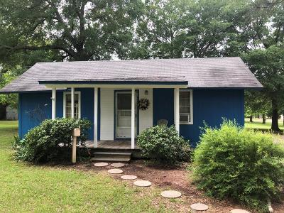 Quitman Single Family Home Active Option Contract: 1163 County Road 1226