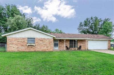 Mineral Wells Single Family Home Active Option Contract: 2400 SE 11th Street SE