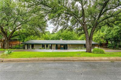 Dallas, Fort Worth Single Family Home For Sale: 3908 Pelham Road