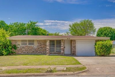 Garland Single Family Home For Sale: 914 Piedmont Drive