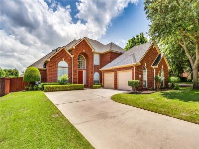McKinney Single Family Home For Sale: 4805 Virginia Woods Drive