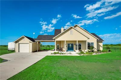 Terrell Single Family Home For Sale: 16902 Fm 3486