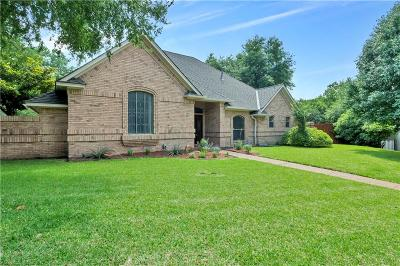 Arlington Single Family Home For Sale: 2500 Laurel Valley Lane