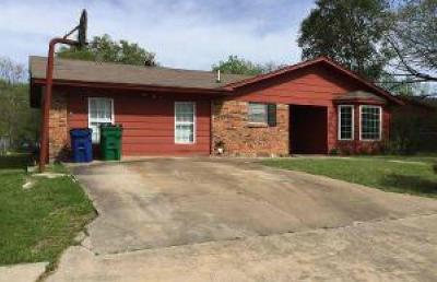 Princeton Single Family Home For Sale: 803 12th Street