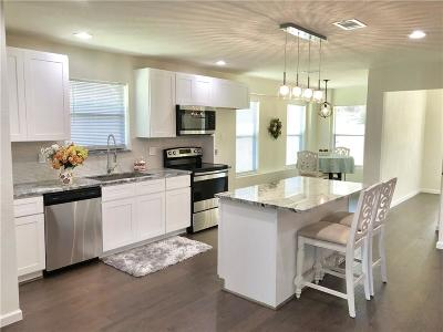 Carrollton Single Family Home For Sale: 1720 Southampton Drive