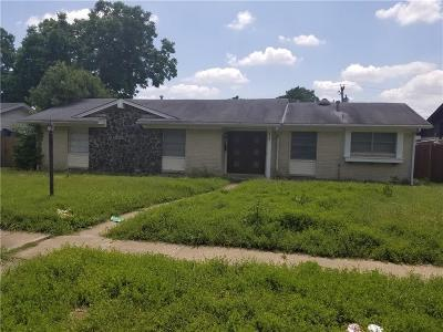 Mesquite Single Family Home For Sale: 3416 Eastbrook Drive