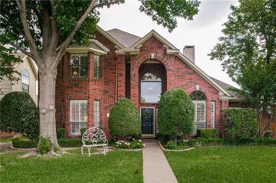 Coppell Single Family Home For Sale: 830 Chalfont Place