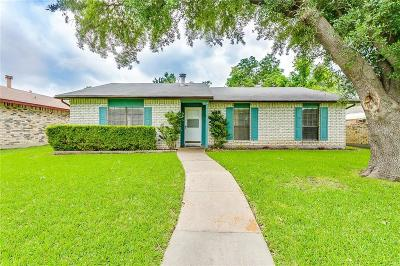 Garland Single Family Home For Sale: 1314 Paris Drive